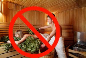 Можно ли ходить в баню при кашле в лечебных целях?