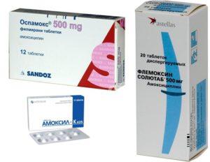 Лучшие антибиотики для лечения гайморита и правила их применения