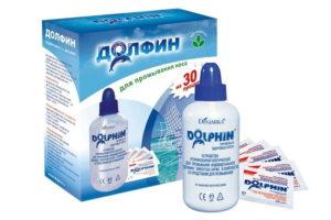Лекарство Долфин: назначение и правила использования