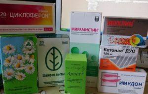 Самое лучшее лекарство от ангины: список препаратов