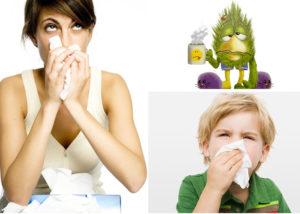 Полезные советы: как быстро избавится от насморка в домашних условиях