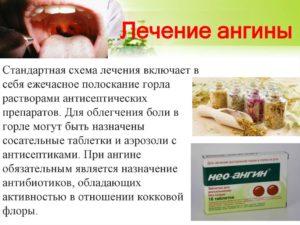 Эффективное лечение вирусного тонзиллита медикаментозными и народными способами