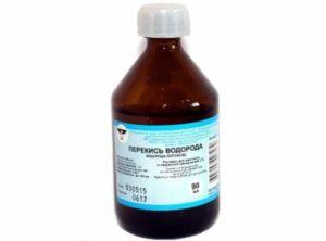 Симптомы гайморита и лечение с помощью перекиси водорода