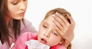 Глухой кашель у ребенка: диагностика и лечение