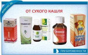 Какие есть таблетки от сухого и влажного кашля?