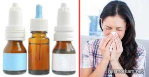 Как восстановить слизистую носа после Нафтизина основные методы и способы