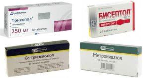 Самые эффективные антибиотики против гайморита