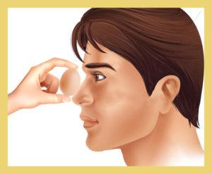 Прогревание нос при насморке: рецепты и правила