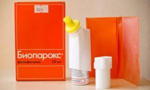 Как правильно применять Биопарокс детям: назначение, дозировка и противопоказания