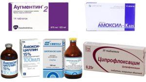 Антибиотик при отите среднего уха: виды и особенности лечения