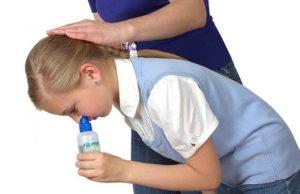 Чем лучше промывать нос при насморке?