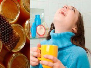 Как лечить горло прополисом: советы и народные рецепты