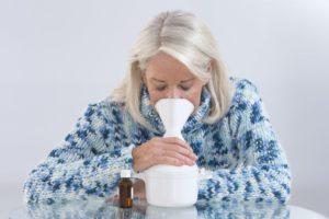 Какие ингаляции делать при насморке: народные методы и рецепты для небулайзера