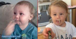 О чем говорят желтые сопли у ребенка как правильно их лечить?