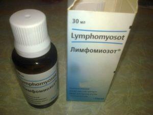 Лимфомиозот детям: инструкция по применению и назначение препарата
