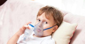 Простуда у ребенка – как быстро вылечить: ингаляции небулайзером, народное и медикаментозное лечение