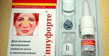 Самые эффективные препараты для лечения гайморита