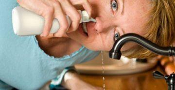 Как правильно лечить носоглотку в домашних условиях