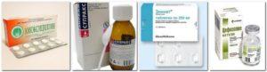 Эффективные антибиотики при ларингите у детей