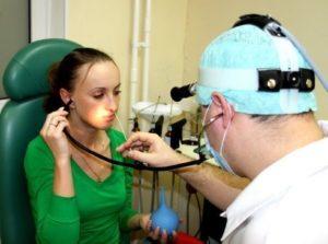 Продувание уха по Политцеру: назначение и процедура