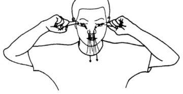 Когда, для чего и как делают массаж барабанной перепонки?