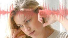 Шум в ушах ЛОР-патологии