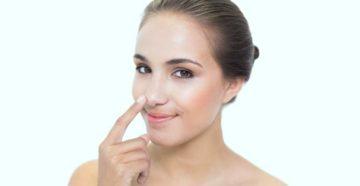 Как следить за носовой полостью